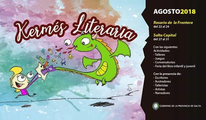 Rosario De La Frontera Y Salta La Kermes Literaria Que Difunde