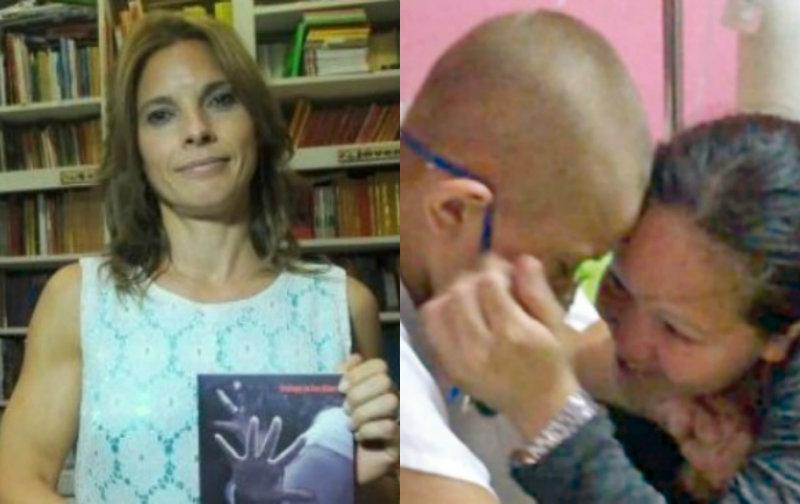 URGENTE  Le dieron la libertad a la madre que traficaba droga para pagarle la quimioterapia a su hijo