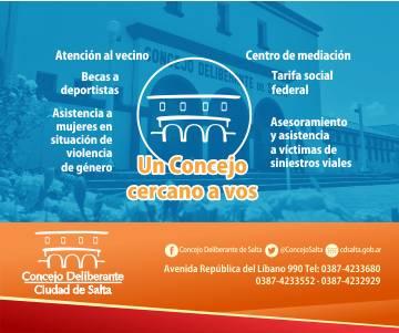 Concejo Deliberante Ciudad de Salta