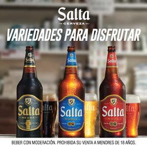 Cerveza Salta - Variedades para disfrutar